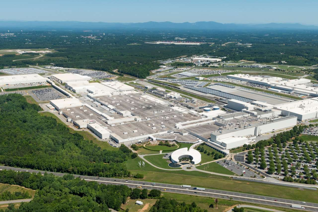 BMW Manufacturing Facilities