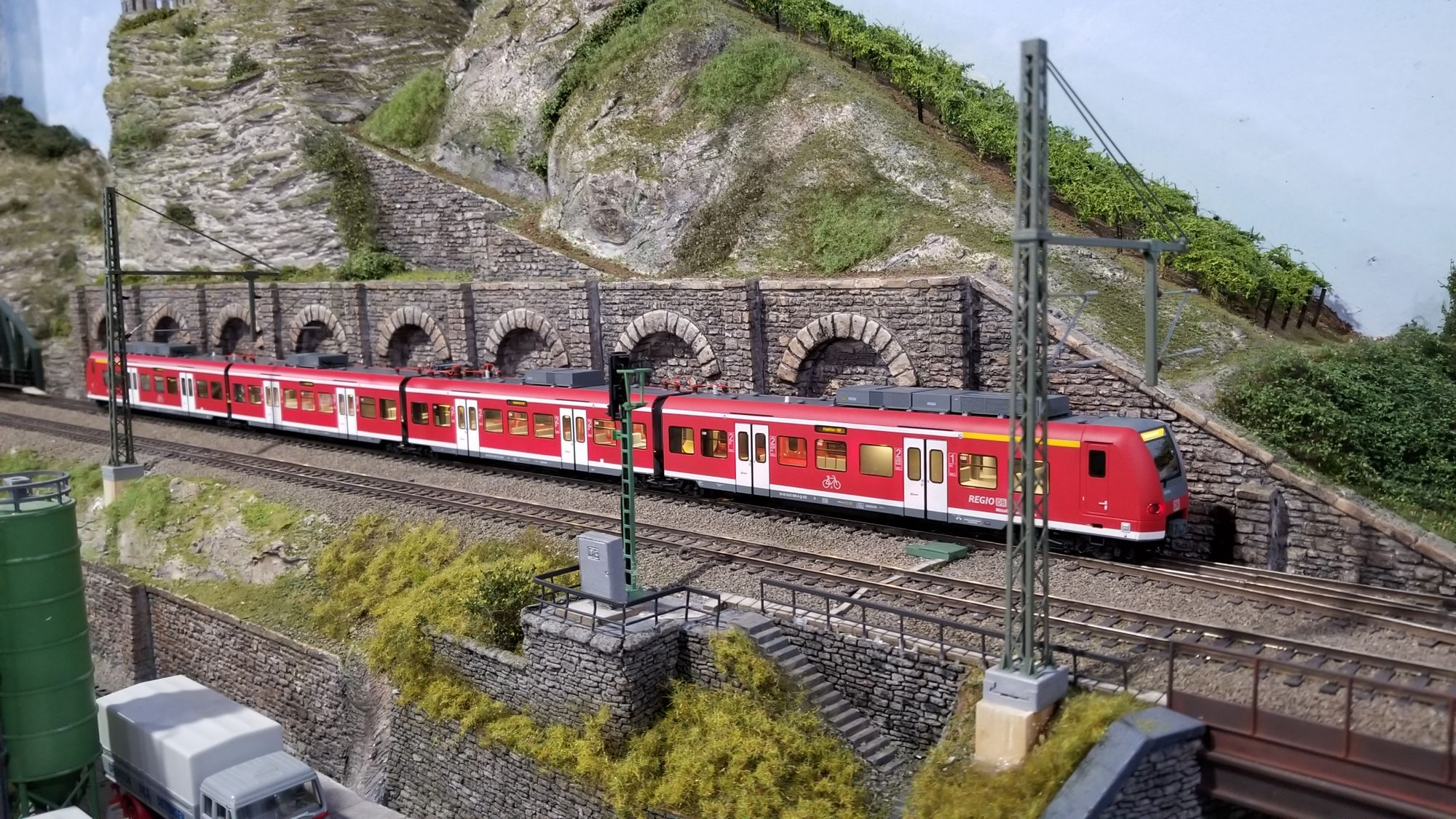 Markus Weller's Rhine River Valley Railroad