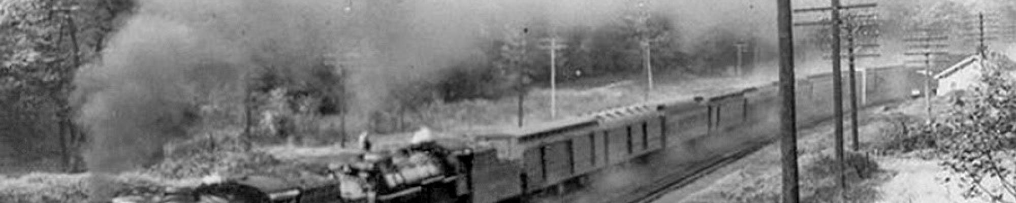 FDR Rail Travels & His Funeral Train